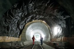 Switzerland Gotthard Base Tunnel