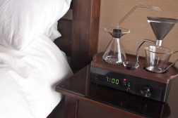 Coffee Alarm Clock