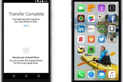Apple Move iOS Android App