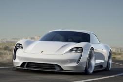 Porsche Mission E Vs Tesla