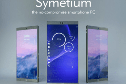 Symentium Android Phone IndieGoGo Project