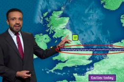World's Longest Place Names Weather Man