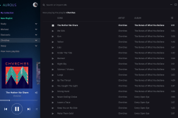 Aurous Popcorn Time for Music Shut Down