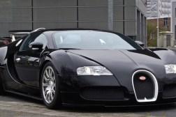 Bugatti Veyron Cost