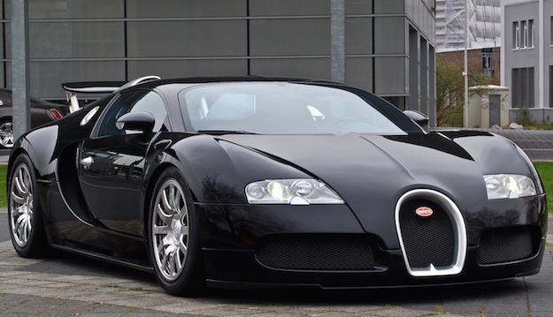 bugatti veyron cost why the supercar is the most expensive car to own bgr. Black Bedroom Furniture Sets. Home Design Ideas