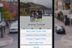 Facebook Profile Video GIF