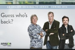Amazon Top Gear Fire TV Commercial