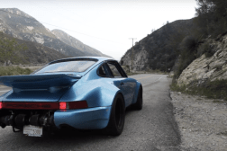 Man Steals Crashes Porsche Video