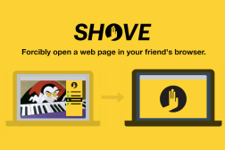 Shove Chrome Extension
