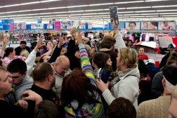 Black Friday 2015 Riot Fight Videos