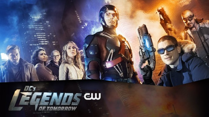 Legends of Tomorrow New Trailer