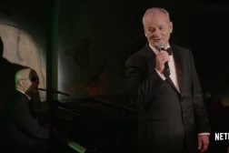 Bill Murray Netflix Special