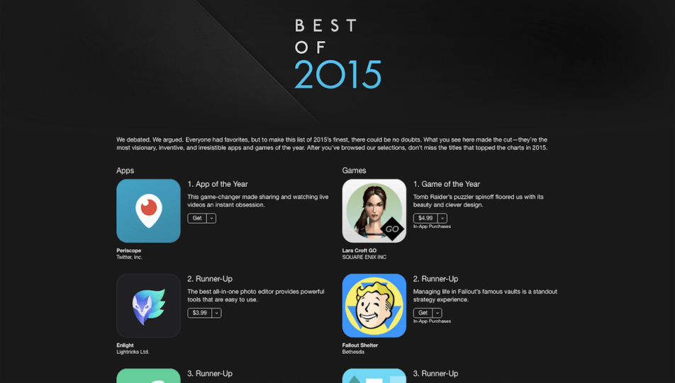 apple iphone best apps