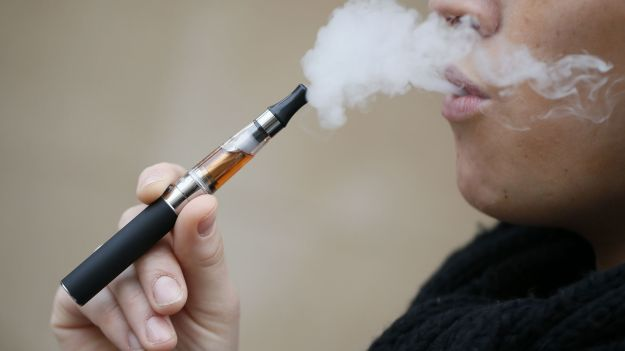 E-cigarettes Popcorn Lung Disease