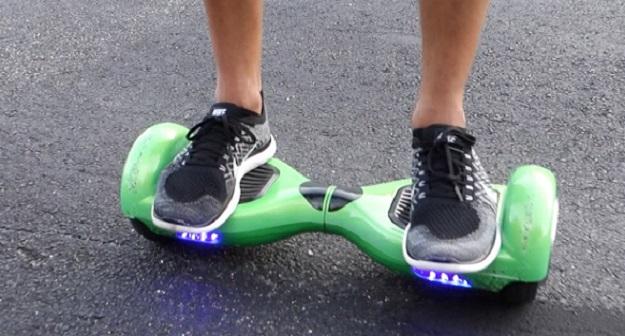 Hoverboard Sales Ban