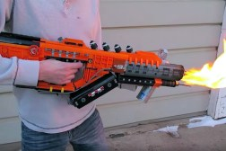 DIY Flamethrower