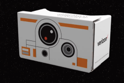 Star Wars Google Cardboard Viewers