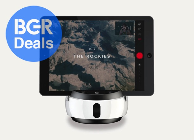Swivl Robot iPad