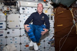 Astronauts Come Back From Space