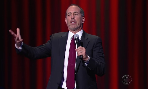 Jerry Seinfeld Performs New Standup