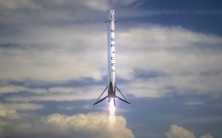 SpaceX makes historic rocket landing