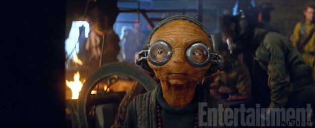 Star Wars Force Awakens Maz Kanata