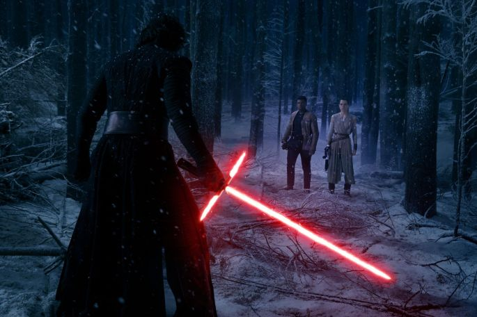 Star Wars Making Murderer Poster