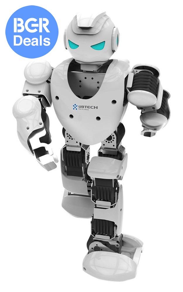 Intelligent humanoid robotic
