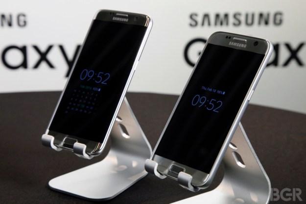 Galaxy S7 Preorder Sales South Korea