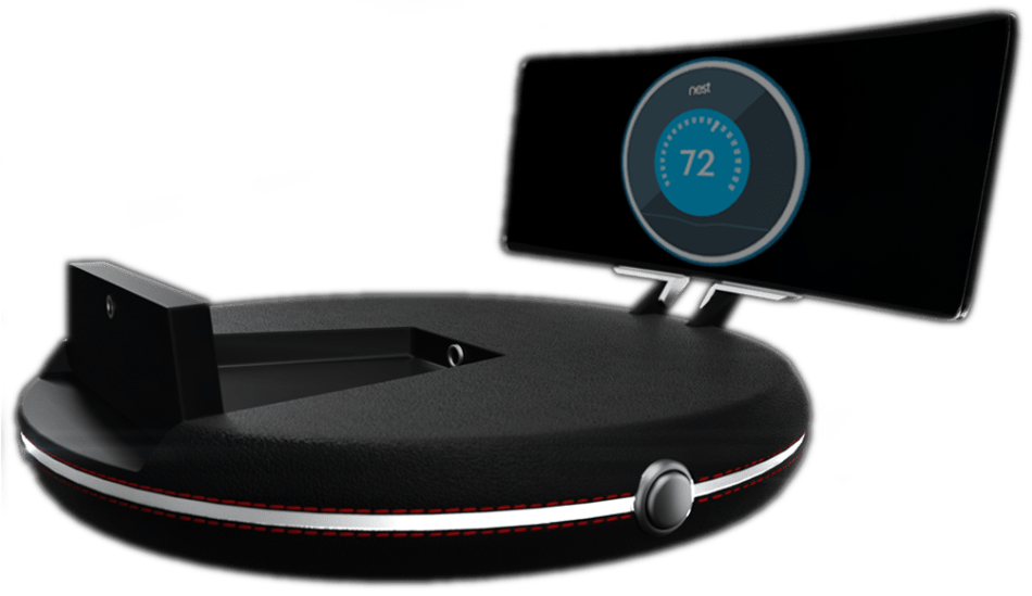 HeadsUP Amazon Alexa Car HUD
