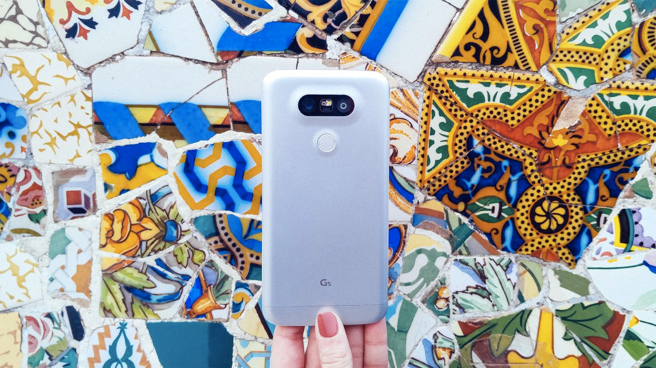 LG G5 Hands on Preview