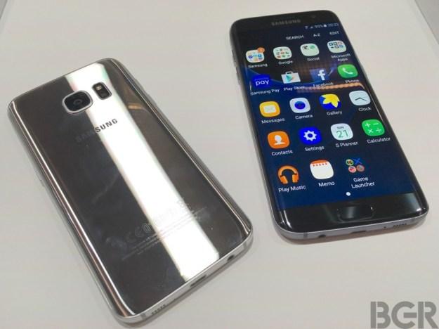 Galaxy S7 Storage Memory MicroSD