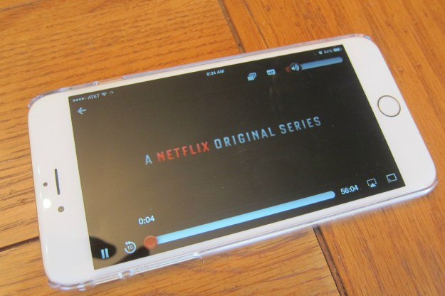 Netflix iPhone Android Updates