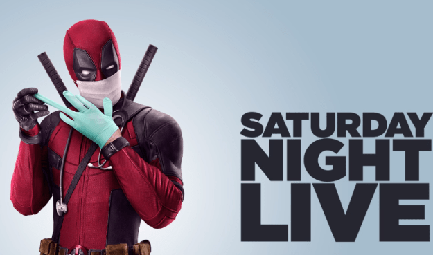 Ryan Reynolds Deadpool SNL Video