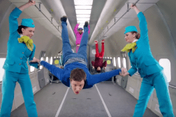 OK Go Upside Down Inside Out Music Video