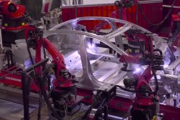 Tesla Model X Production