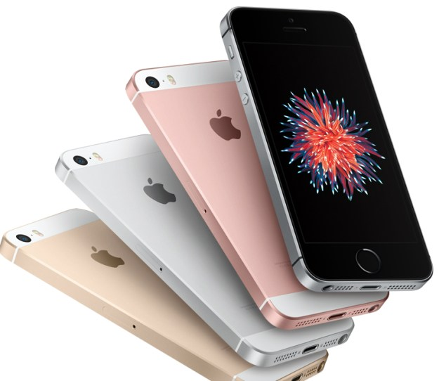 iPhone SE iPhone 6s Galaxy S7