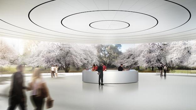 Apple Spaceship Campus