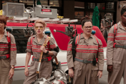 Ghostbusters Trailer Melissa McCarthy Reaction