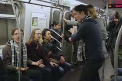Improv Everywhere Time Travel Twins Prank