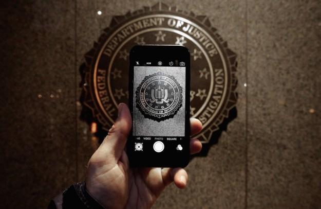 Apple iPhone Encryption Hacking