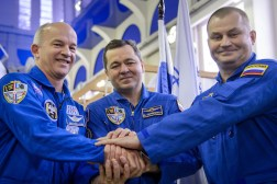 NASA Soyuz Launch Live Stream