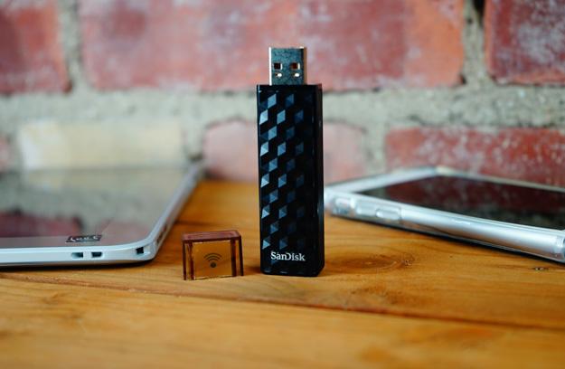 Wireless Flash Drive