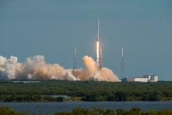 SpaceX Rocket Landing Photos