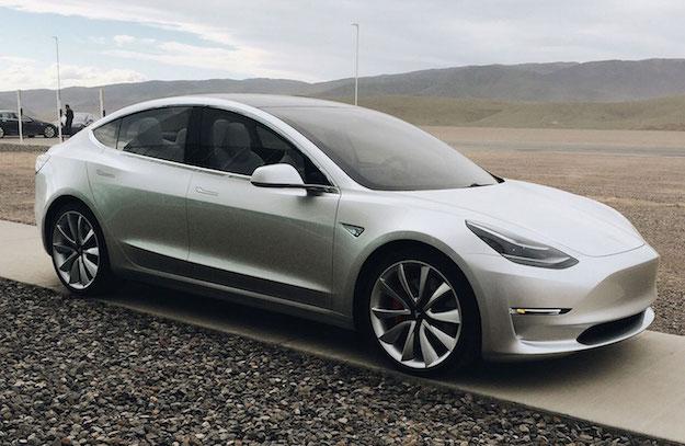 Tesla Model 3 Ugly Design