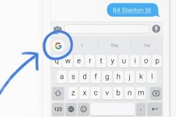 Google Gboard iPhone App