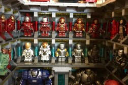Iron Man Lego Set