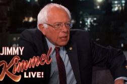 Trump Sanders Debate