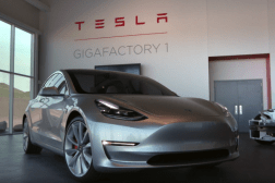 Model 3 Supercharger Access