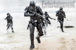 Star Wars Rogue One Reshoots Director